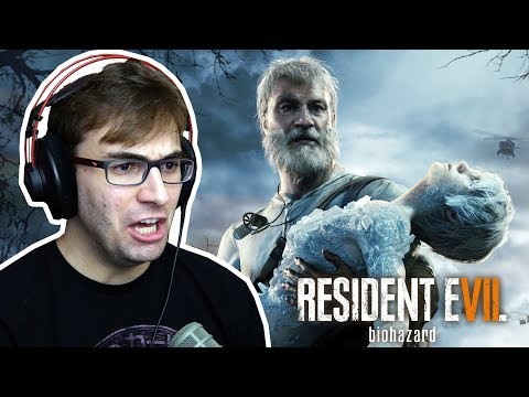 RESIDENT EVIL 7 END OF ZOE Gameplay Walkthrough Part 1