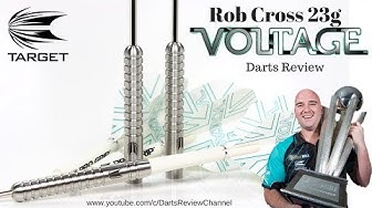 Target Rob Cross 23g darts review