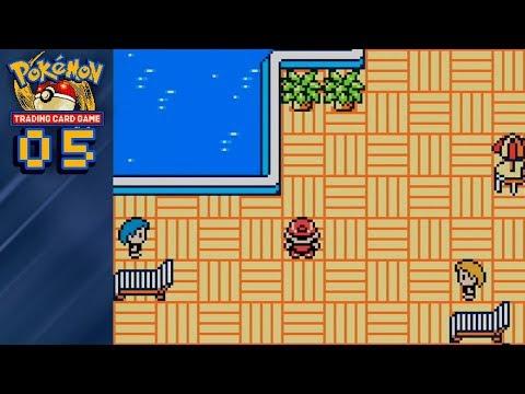 #05: Water Club First Duel — [Pokémon TCG]