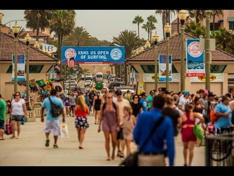 Vans US Open of Surfing  Huntington Beach, CA