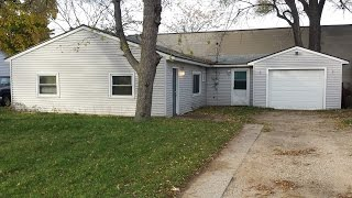2 Bedroom 1 Bath Home For Sale In Wyoming Mi-$59,900.00