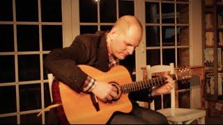 Adiós Nonino (Astor Piazzolla) - EN VIVO - Guitarra - Mauro Ramos