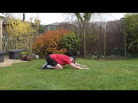 Bobbie's Back Exercises ~ Part Two