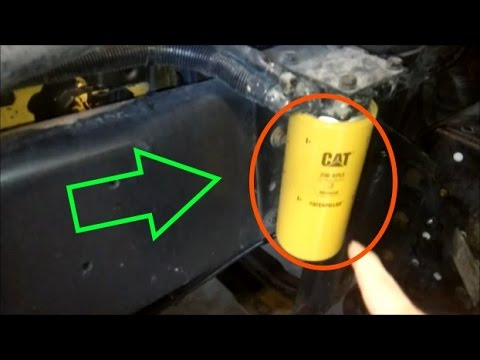 How To Troubleshoot Cat Fuel Systems and Test Diesel Engine Fuel Pressure  YouTube