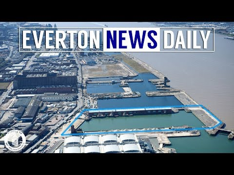 Blues Spend Over £11m on New Stadium  | Everton News Daily