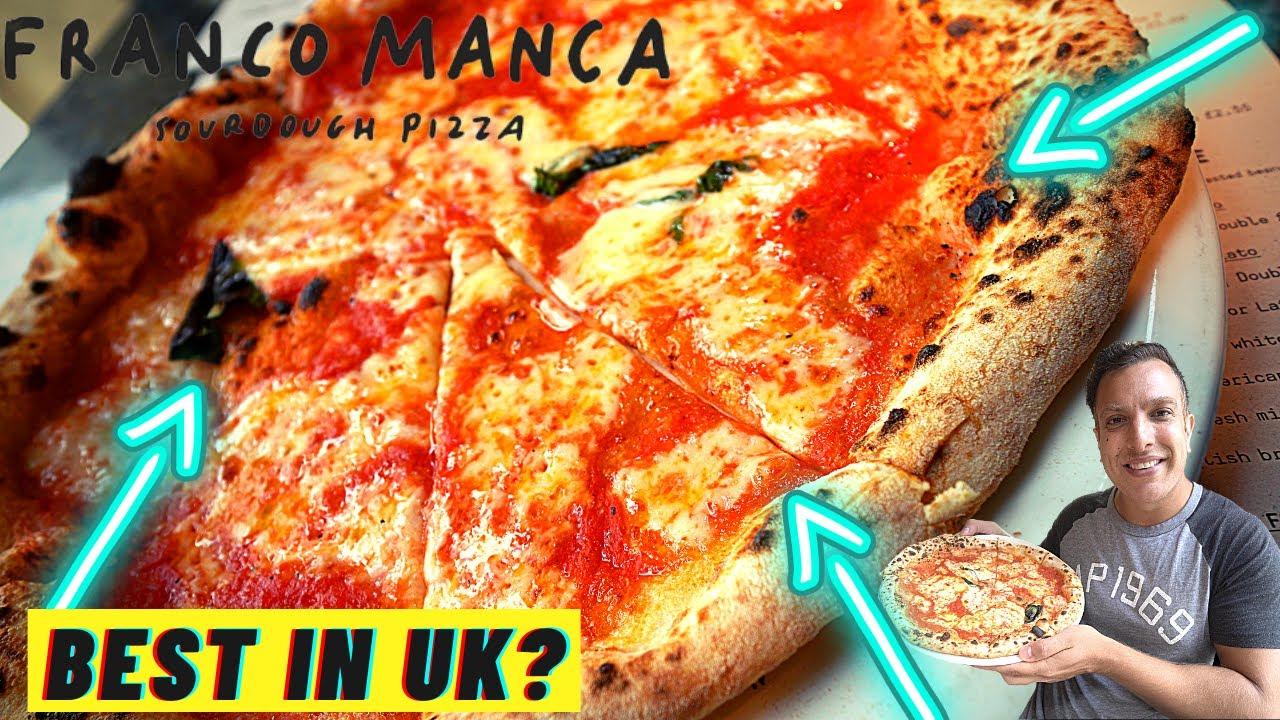 UK's BEST PIZZA? Franco Manca