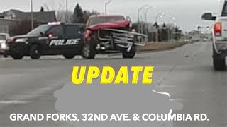 UPDATE: Thanksgiving Morning Injury Crash In Grand Forks