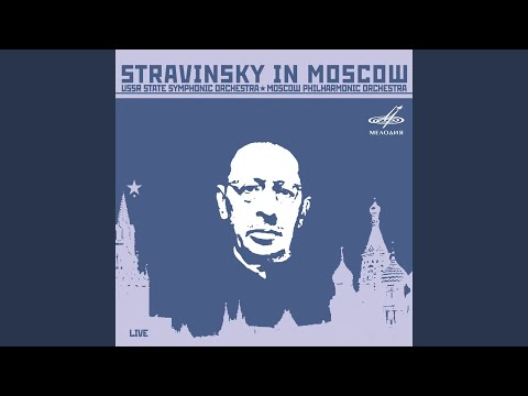 Petrushka Suite: Russian Dance (Live) mp3