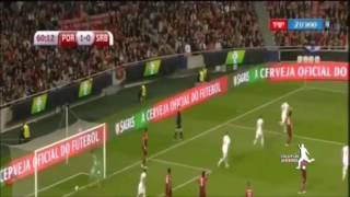 Nemanja matic world class goal vs portugal