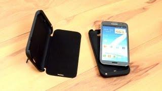 Чехлы - Аккумуляторы Для Samsung Galaxy Note 2 N7100 (4800 mAh)(Чехол-аккумулятор (с книжкой): ..., 2013-10-04T15:20:38.000Z)