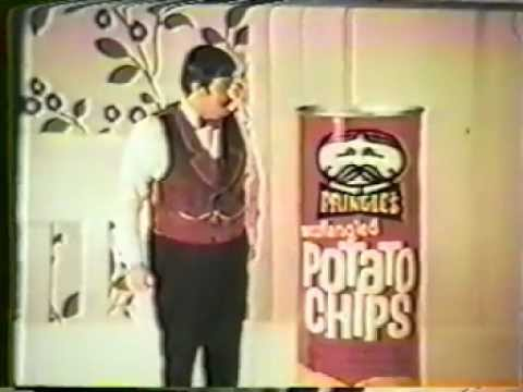 1973 Pringles Commercial