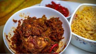 Swahili Chicken Biryani !! Quick and simple !