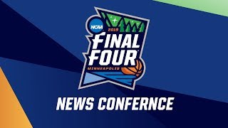 News Conference: Louisville vs. Minnesota First Round Postgame