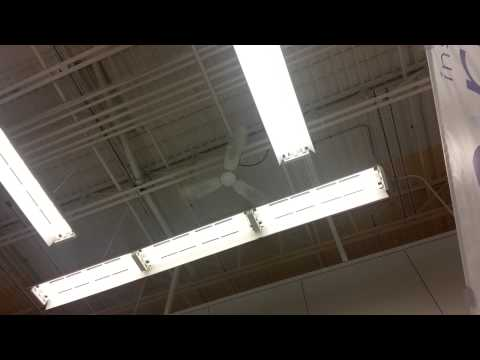 """56""""-canarm-pleasantaire-&-cp56-industrial-ceiling-fans-at-toys-r-us:-part-1"""