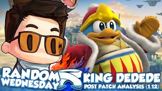 【Analysis】King DeDeDe by ZeRo (Ft. BigD) Super Smash Bros Wii U