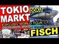 "DOKU TOKYO - Gr??ter Fischmarkt der Welt in Tokio ""Tsuikiji"" - Sushi and more..."