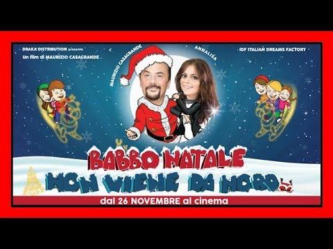Babbo Natale non viene da Nord:intervista a Maurizio Casagrande, Annalisa e Giampaolo Morelli