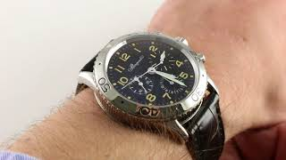 Pre-Owned Breguet Type XX Aeronavale 3800ST/92/9W6 Luxury Watch Review