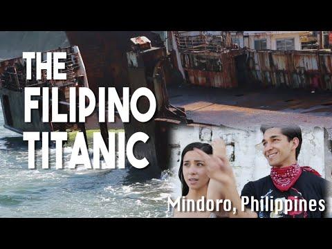 Shipwrecked - The Filipino Titanic (Vlogs in the Philippines, Travel Batangas to Mindoro)
