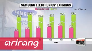 Samsung Electronics Q4 net drops on chip, smartphone slump