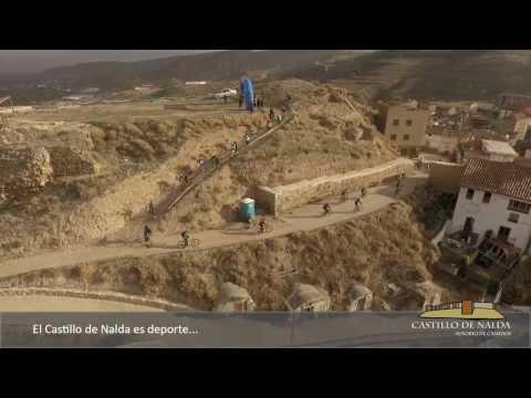 Castillo de Nalda Video Stand FITUR 2017