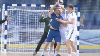 Россия повторно победила Украину в рамках отборочного турнира чемпионата Европы по гандболу