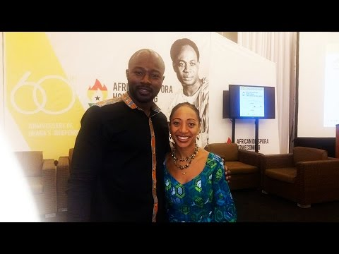 GiF TV:  Enoch Effah on the African Diaspora Homecoming Conference Ghana 2017