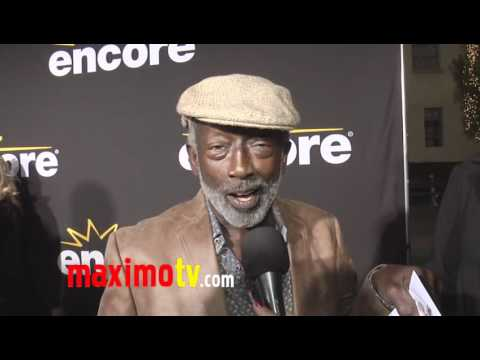 """Garrett Morris INTERVIEW """"Method to the Madness of Jerry Lewis"""" Premiere"""