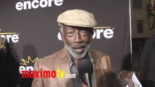 "Garrett Morris INTERVIEW ""Method to the Madness of Jerry Lewis"" Premiere"