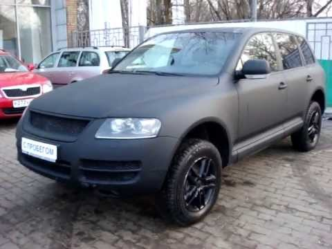 Volkswagen Touareg, 2005 3.2 АКПП