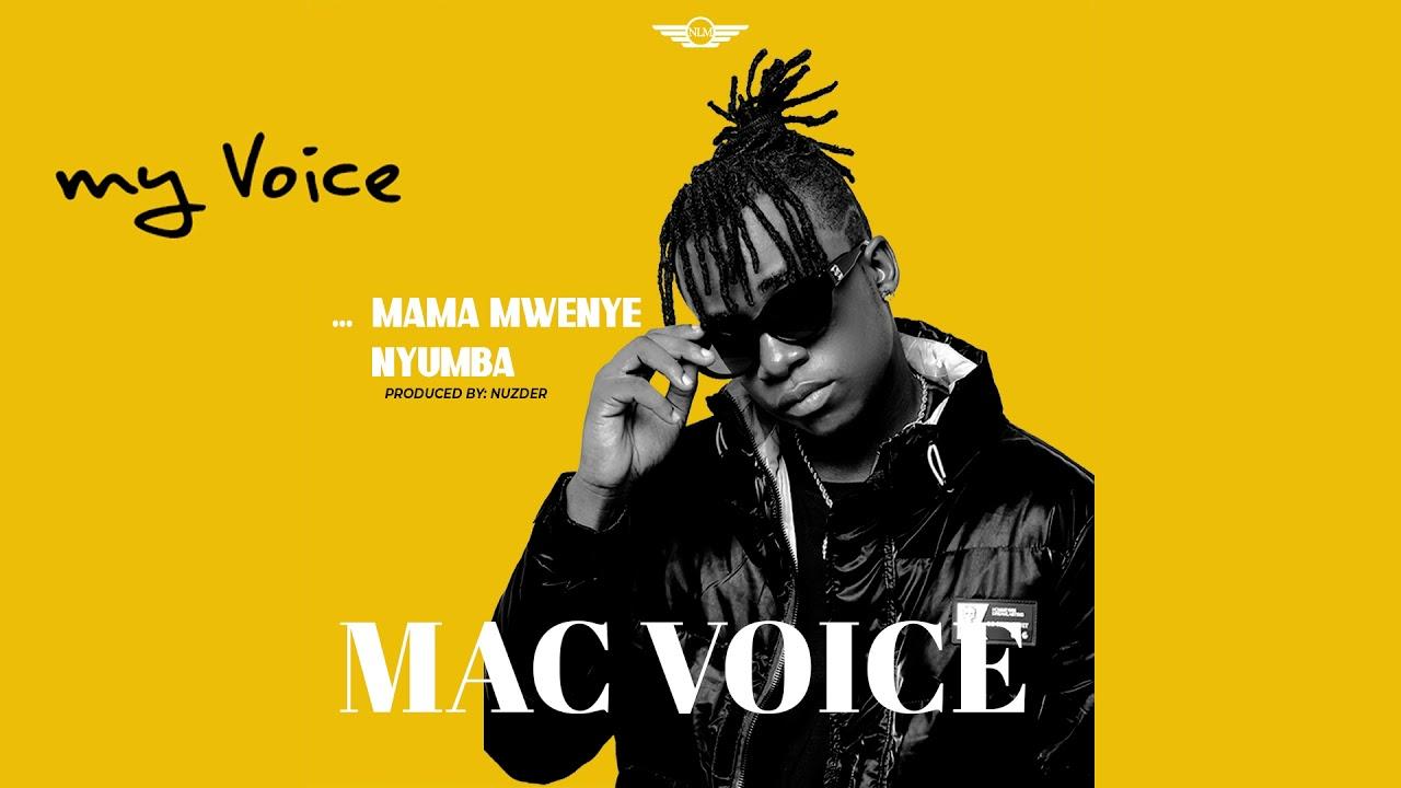 Download Macvoice - Mama Mwenye Nyumba (Official Audio)