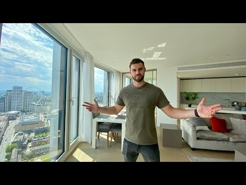 Comparing 3 apartments in South Bank Tower, London 🇬🇧 (£2,000,000 - £2,400,000) which is best?💭🤔