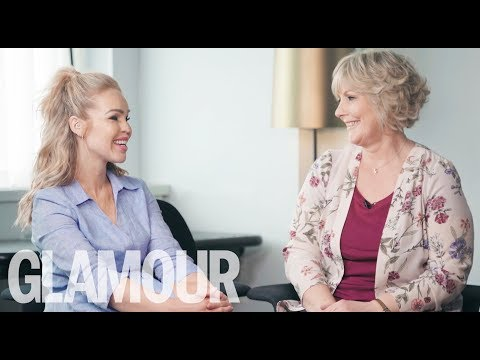 Letters To My Mother With Jayde Pierce And Katie Piper | GLAMOUR UK