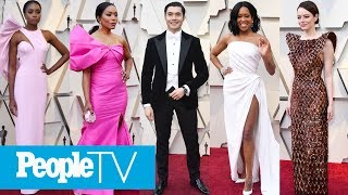 Fashion Recap From Hollywood's Biggest Night: The Top Looks From The Red Carpet | LIVE | PeopleTV