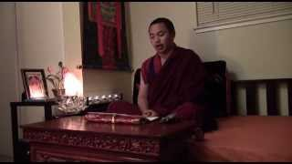 Chaphur Rinpoche Sings the Prayer of the Intermediate State [Bardo]