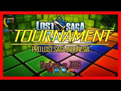 MinzKatsu vs ZEEEB  Rival vs Rival  Tournament Pro Lost Saga Indonesia