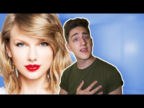 We Made a TAYLOR SWIFT Song Parody!