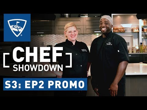 Chef Showdown | Season 3, Episode 2 Promo | Topgolf