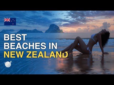 Top 10 Best Beaches In New Zealand