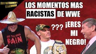 LOS MOMENTOS MÁS RACISTAS EN WWE