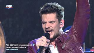 VAMA-Declar pierdută ţară-Vocea Romaniei 2015-Semifinala LIVE 4- Ed. 14-Sezon5