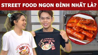 Món Street Food NGON ĐỈNH NHẤT nhà Team Oops là...? | Oops Banana V10g 173