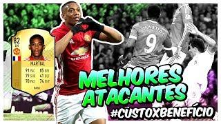 🎮 FIFA 18 | MELHORES ATACANTES - CUSTO X BENEFÍCIO - JOGADORES BONS E BARATOS ULTIMATE TEAM