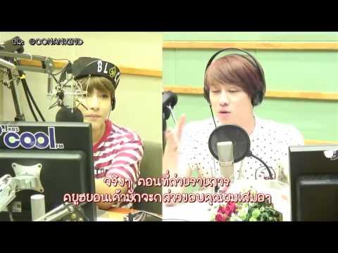 [ซับไทย] 130902 Kyuhyun's call to Sukira w Heechul #kyuhyun #heechul #ryeowook #KTR