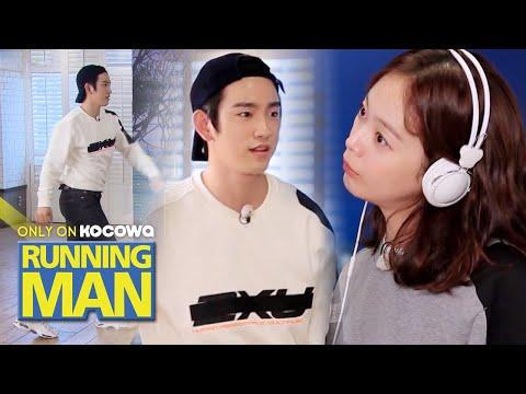 Jinyoung Dances, And So Min Copies Him [Running Man Ep 478]