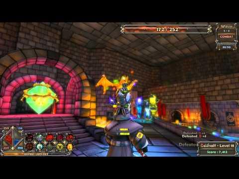 Dungeon Defenders - Ninja Looters Destroy Online Games