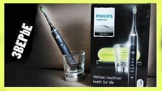 видео Электрические зубные щетки Philips Sonicare