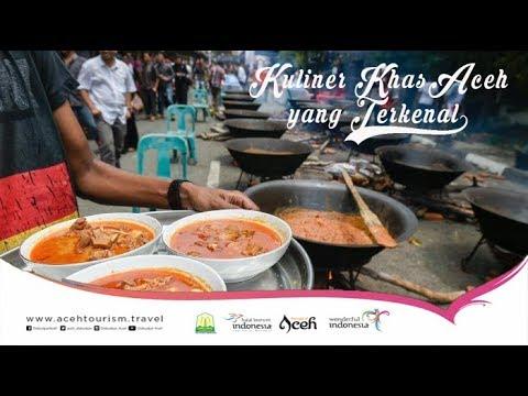 36 Makanan Khas Aceh yang Terkenal ● Tourism Aceh ● Kuliner Khas Aceh Mendunia