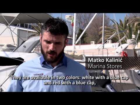 Ocean Heavy duty Buoys presentation from Marina stores Croatia