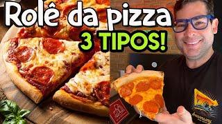 Três Formas de Comer Pizza 🍕 Dominos Pizza, Vezpa e Camelo